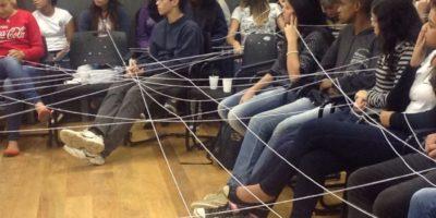 Projeto Fortalecendo - Oficina com estudantes